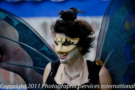 Tenebrous at the Fairie Festival