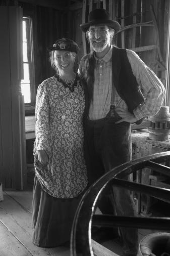 Old World Wisconsin job -- photo credit: Carol Toepke