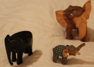 From my elephant collection