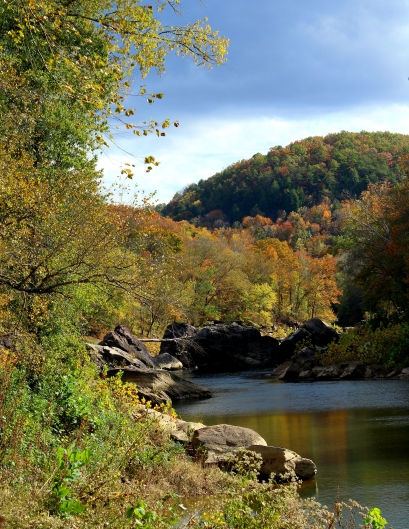 Daniel Boone National Forest, Bee Rock campground