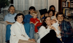 Christmas and New Year's 1989