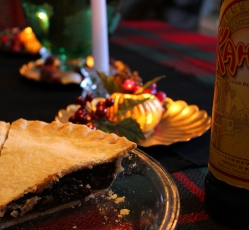 pie and kahlua