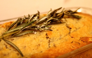 pr bread close up