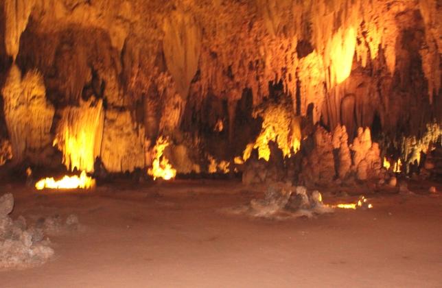 cave blur
