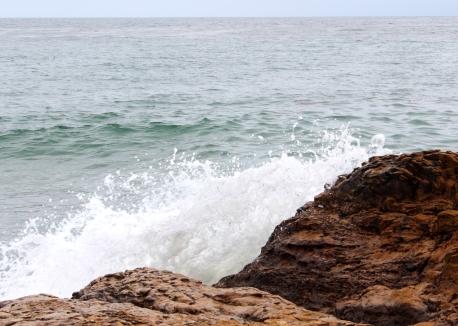 moving sea