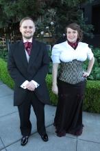 Susan and Josh