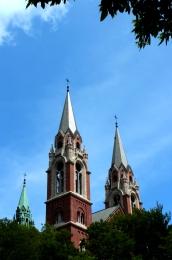 holy hill crosses