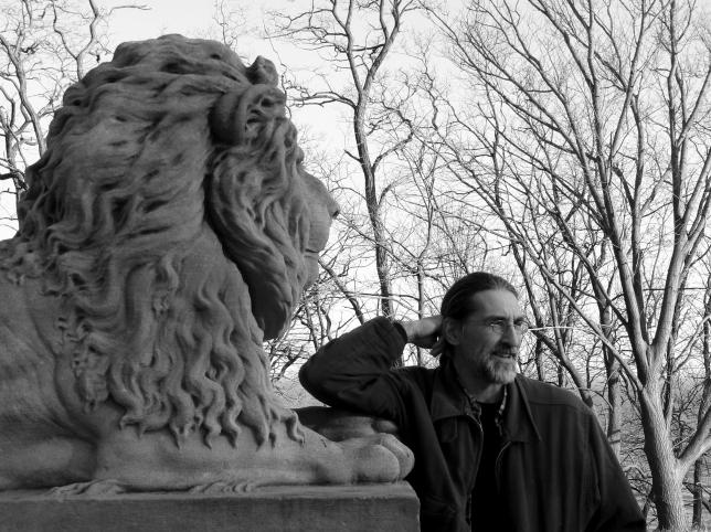 sculpture and poet