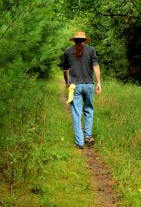 steve walking