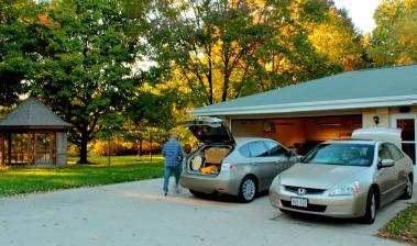 My new garage