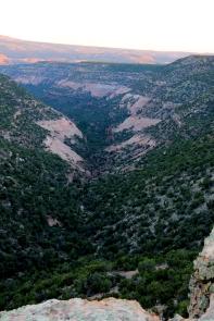 sandy canyon