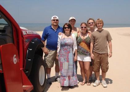 Dune buggy group