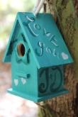 love you birdhouse