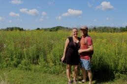 becca and jake prairie