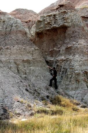 Steve ascending