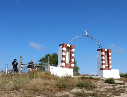 wounded knee arch