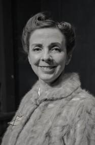 Mrs Van Daan